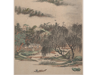 Shan-Shui: Rivers-and-Mountains
