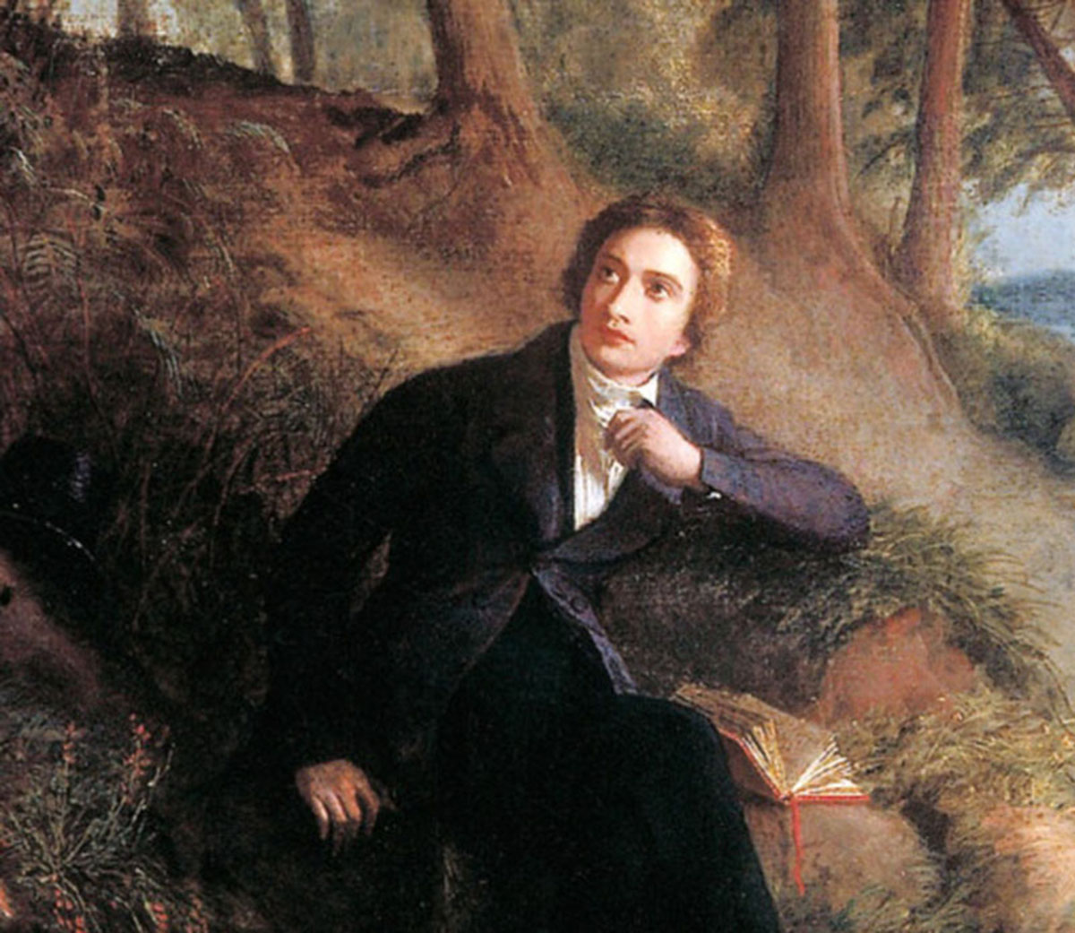 the deep pain in the ode to a nightingale by john keats