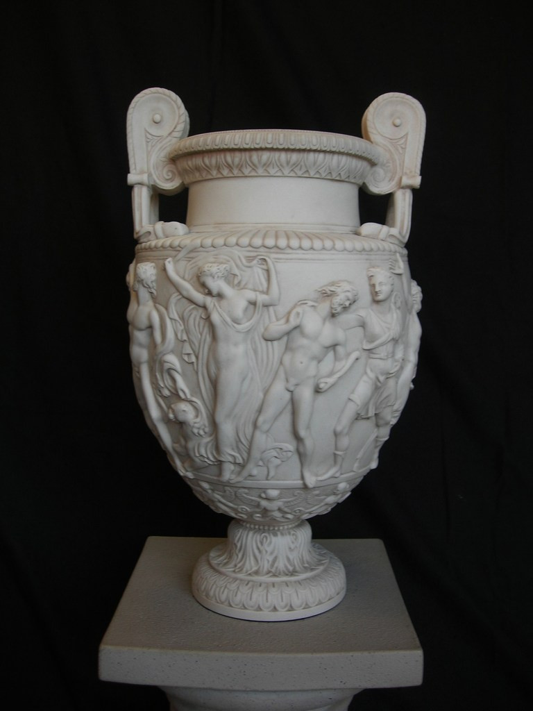 ode on a grecian urn Ode on a grecian urn by john keats a poem first published in 1820 examining  the images on an ancient urn (men chasing women for love, a musical piper,.