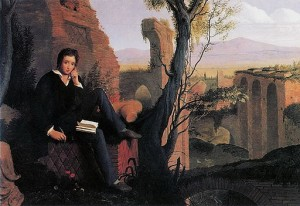 Joseph_Severn_-_Posthumous_Portrait_of_Shelley_Writing_Prometheus_Unbound_1845